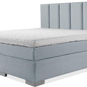 Luxe Boxspring 140x200 Compleet Blauw Suite