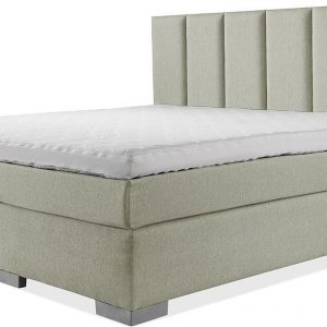 Luxe Boxspring 140x200 Compleet Groen Suite