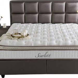 Opberg Boxspring Scarlet - 2 Persoons - 160x200 - Bedden4045