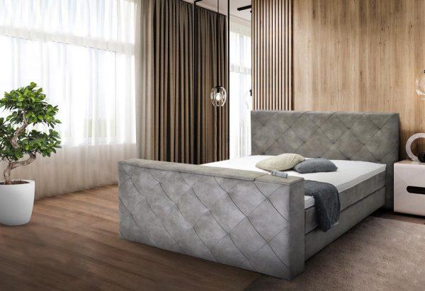 Boxspring suite Vlak 200x210 Relax Met Tv lift