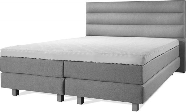 Luxe Boxspring 200x210 Compleet Oudroze
