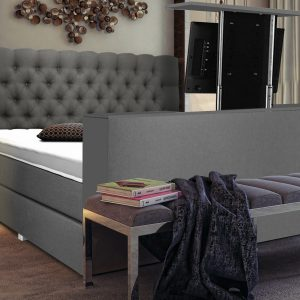 Boxspring luxury Nice met TV Lift