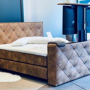 "CHIVA Luxe Boxspring met Tv Lift ""32inch - 180x200cm"