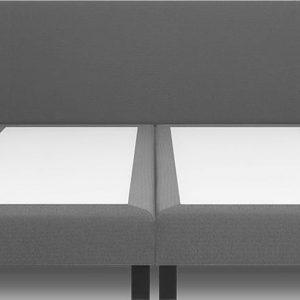 Emma Boxspringbed 200x220 cm - Ultieme kwaliteit - Allround gemak - 7-zones van springveren voor de ultieme ondersteuning