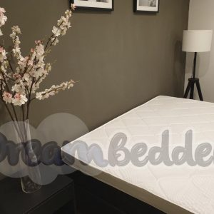 Hotel boxspring 140x220 Carlton ( Zonder Hoofdbord ) incl. Tencel HR55 koudschuim topper