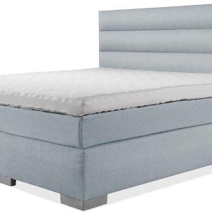 Luxe Boxspring 140x220 Compleet Blauw Suite