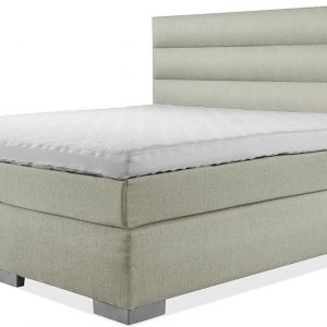 Luxe Boxspring 160x220 Compleet Groen Suite