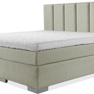 Luxe Boxspring 200x220 Compleet Groen Suite
