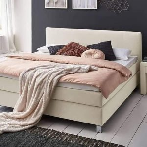Boxspring Miracle 180x200 Beige