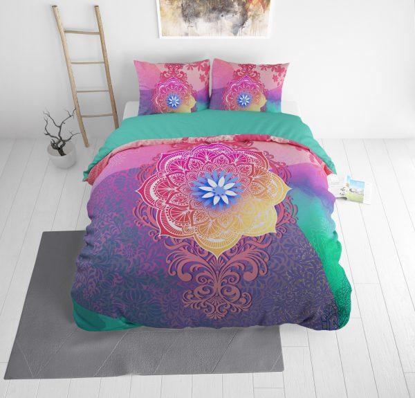 DreamHouse Bedding Talo - Multi Lits-jumeaux (240 x 220 cm + 2 kussenslopen)