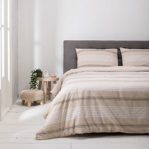 Florance Luxury Stripes Lits-jumeaux (240 x 220 cm + 2 kussenslopen)