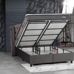 Hadise boxspring met opbergruimte (160x200 cm)