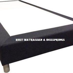 Rustmatrassen Magic - Boxspring - 90 x 200 cm - Zwart / Grijs / Bruin