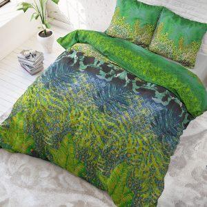 Sleeptime Elegance Asian Forrest Lits-jumeaux (240 x 220 cm + 2 kussenslopen)