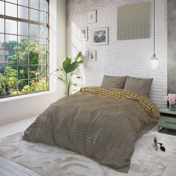 Sleeptime Elegance Xander Lits-jumeaux (240 x 220 cm + 2 kussenslopen)