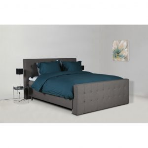 caresse boxspring 160x210 4860 Silver
