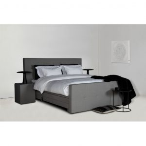 caresse boxspring 160x210 9710 Platinum