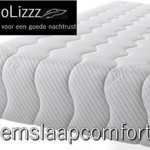 1-Persoons Matras -MICRO POCKET 500 HR45 7 ZONE 21 CM - 3D - 80x200/21