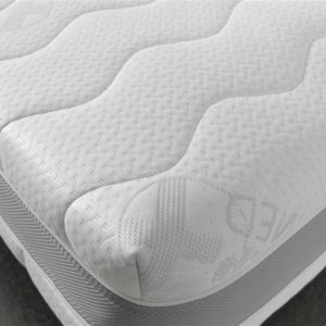 1-Persoons Matras -MICRO POCKET 500 HR45 7 ZONE 21 CM - 3D - 90x200/21
