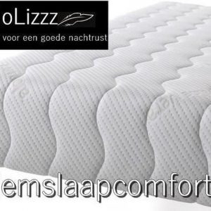 1-Persoons Matras -SG40 - 25 CM Polyether - 80x200/25