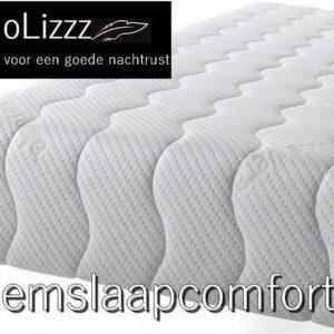 1-Persoons matras - Polyether SG25 - 10 cm dik - FABRIEKSPRIJS! - 80x200/10