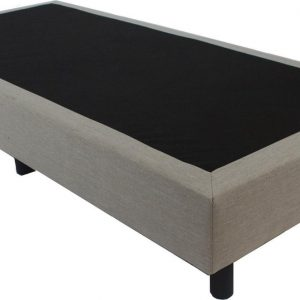 Bed4less Boxspring 70 x 200 cm - Losse Boxspring - Eenpersoons - Beige