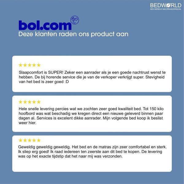 Bedworld Boxspring 70x200 zonder Matras - 1 Persoons Bed - Massieve Box - Zwart Skai