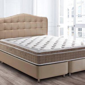 Bedworld Boxspring met Opbergruimte 180x200 cm Luxor - Bed - Opberg Boxspring - Medium Ligcomfort