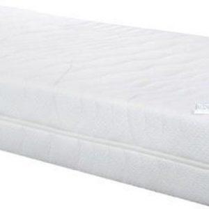 Bedworld Matras 140x220 cm Koudschuim - 2 personen - Zacht Comfort - Matrashoes met rits
