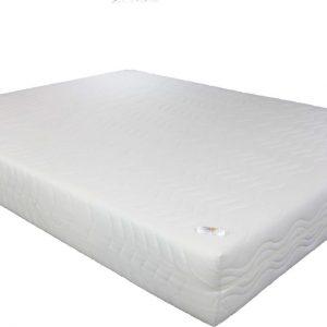 Bedworld Matras 140x220 cm Pocketvering - 2 personen - Gemiddeld Comfort - Matrashoes met rits