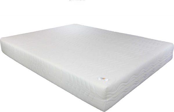 Bedworld Matras 200x210 cm - Matrashoes met rits - Zijslaper - Medium Ligcomfort - Tweepersoons