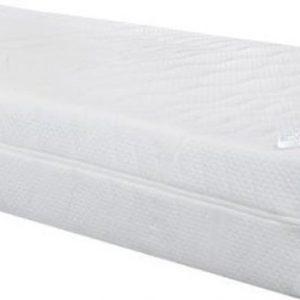 Bedworld Matras 80x220 cm Eenpersoonsbed - Pocketvering - Gemiddeld Comfort - Matrashoes met rits