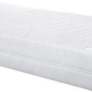 Bedworld Matras 80x220 cm Eenpersoonsbed - Pocketvering - Zacht Comfort - Matrashoes met rits