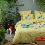 Cinderella Amazone - Dekbedovertrek - 140 x 200/220 - Eenpersoons - Yellow