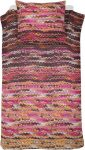 Damai Dekbedovertrekset katoen 140 x 200/220 cm valverde pink