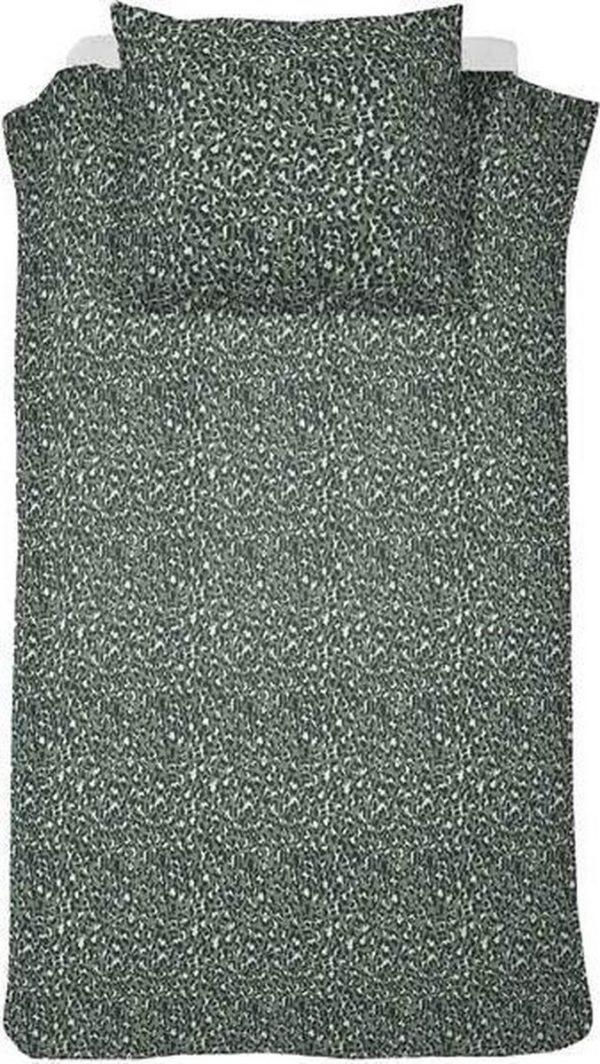 Damai Roarrr - Dekbedovertrek - 140 x 200/220 - Eenpersoons - Green