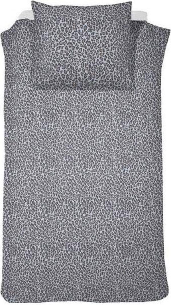 Damai Roarrr - Dekbedovertrek - 140 x 200/220 - Eenpersoons - Grey
