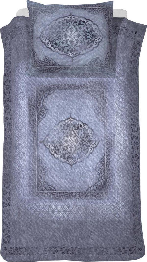 Damai Salomé - Dekbedovertrek - 140 x 200/220 cm - Eenpersoons - Denim