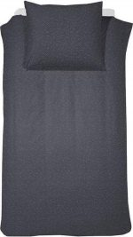 Damai Scale - Dekbedovertrek - 140 x 200/220 - Eenpersoons - Steel Blue