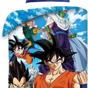 Dekbedovertrek - Dragon Ball Z 140 x 200 cm 70 x 90 cm 100% katoen