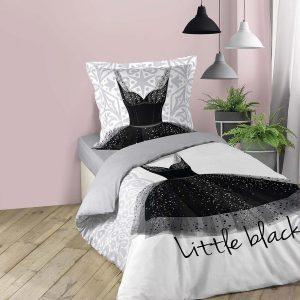 Dekbedovertrek Little Black Dress 140 cm x 200 cm