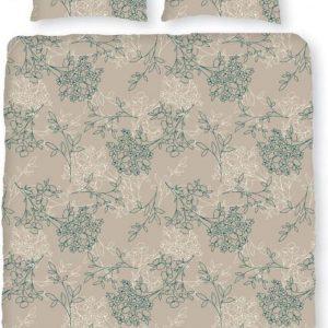 Flanellen Romanette Dekbedovertrek Sandrina -140 x 200/220 cm