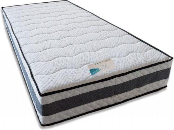 Latex matras 300 laags 21cm 80x200