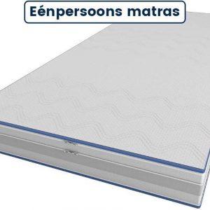Master Matras 90x200 - Persoonlijke indeling - 10 zones Achteraf aanpasbaar