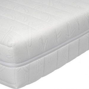 Matras Pocketvering Comfort 3000 - Prachtig matras 20 cm dikte met afneembare wasbare anti allergie hoes 80x200