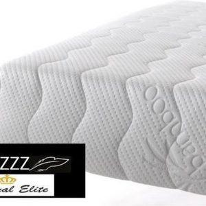 NoLizzz Royal Elite Medical Matras - Pocket HR Aloe Vera 9 zones 23 CM - 70x210/23