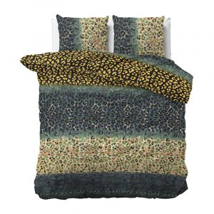 Sleeptime Elegance Panther Hype Lits-jumeaux (240 x 220 cm + 2 kussenslopen) Dekbedovertrek