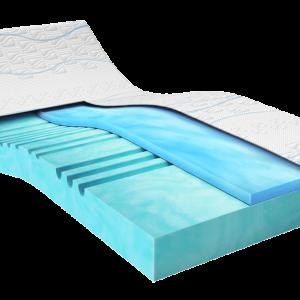 Traagschuim matras Cool Motion 2 90 x 200 cm