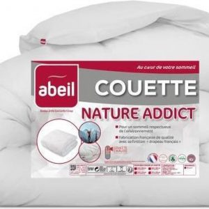 ABEIL Nature Addict Dekbed - 140 x 200 cm - Wit