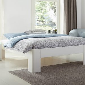 Bed Fresh 500 Met Bossflex 600 Vlak En Gold Pocket Foam Matras - 140 x 200 cm - wit